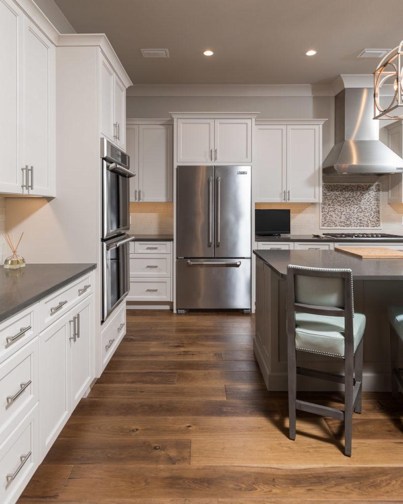 Creary White Kitchen