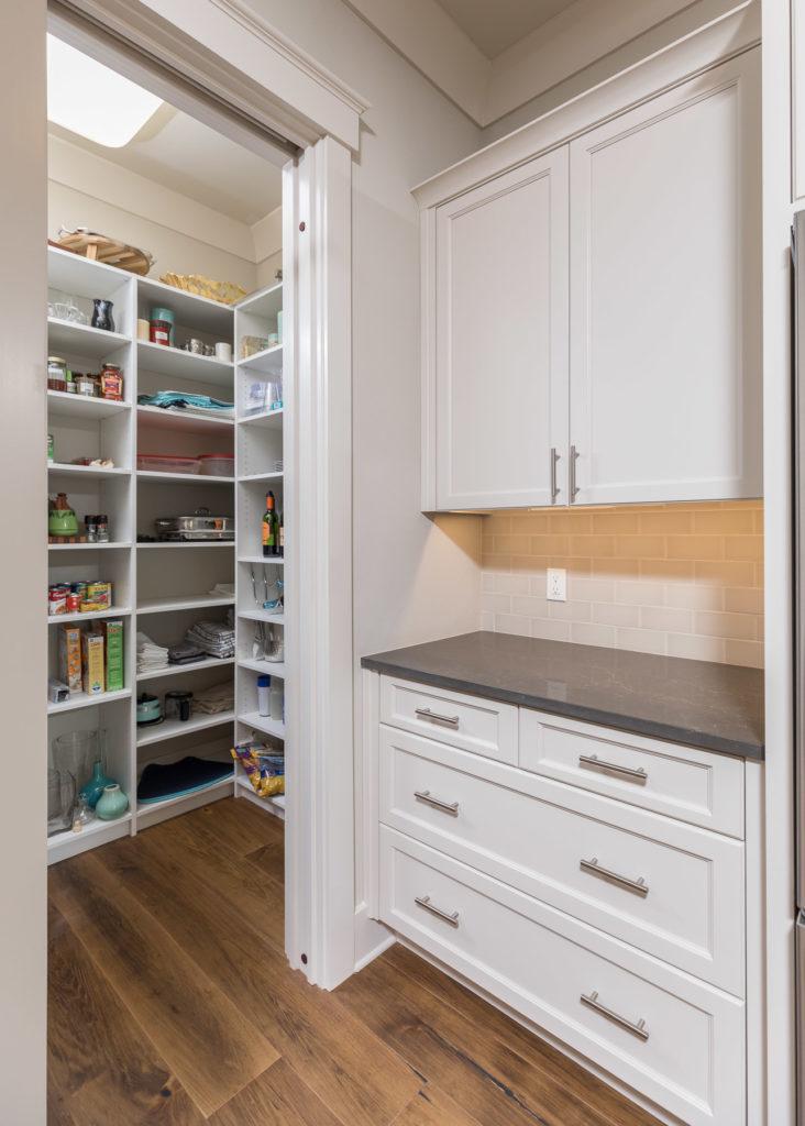 Creary Kitchen Pantry