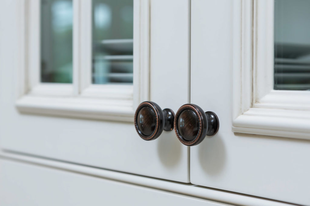 Highpoint Top Knob Hardware