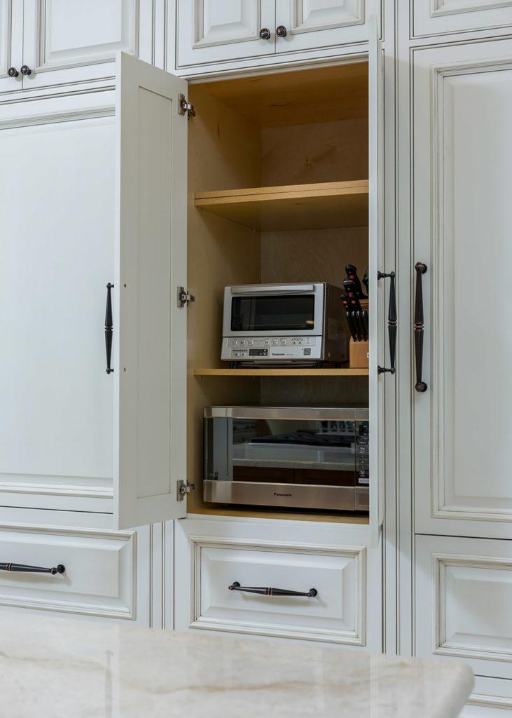 Highpoint Hidden Microwave