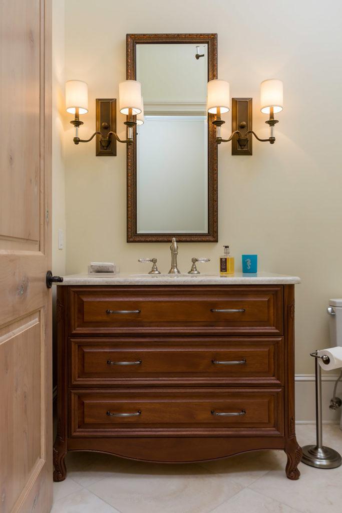 highpoint Guest Bath Vanity