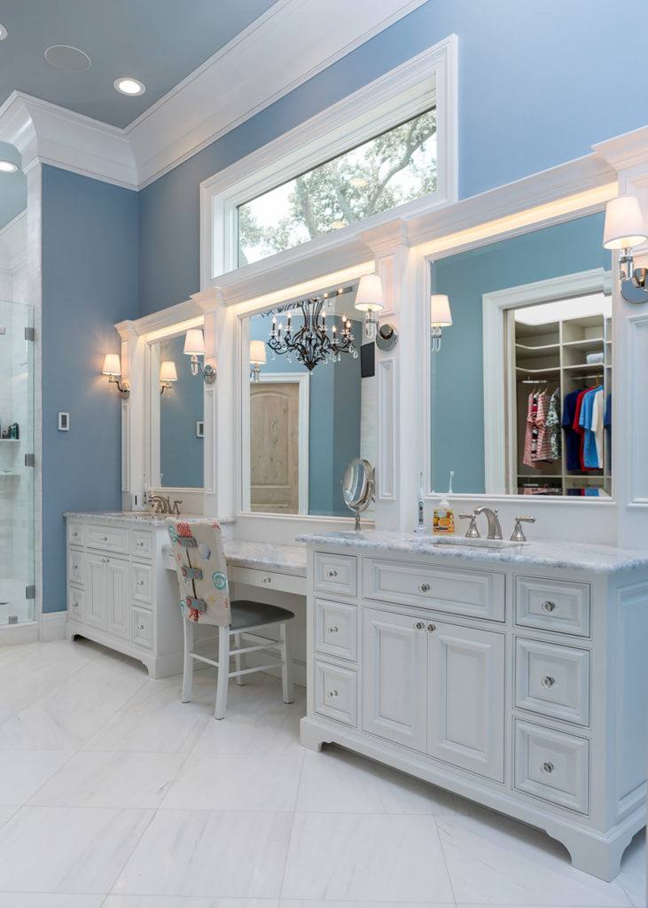 Highpoint Master Bathroom Vanity