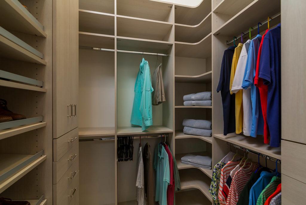 Highpoint Master Closet
