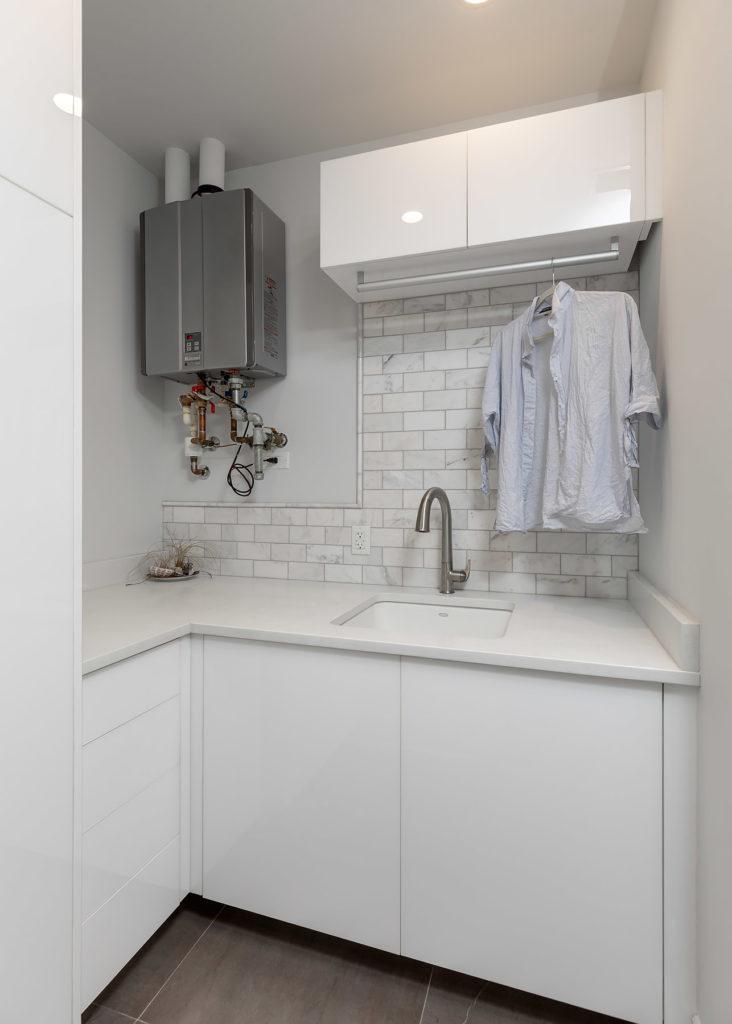 Palafox Laundry Room Cabinets