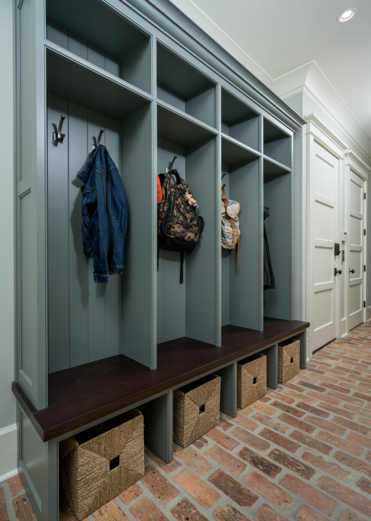 Bayfront Blue MudRoom