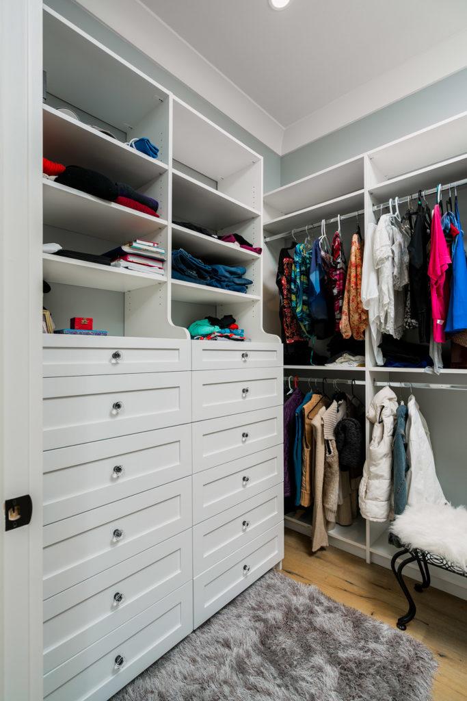 Bayfront Master Closet