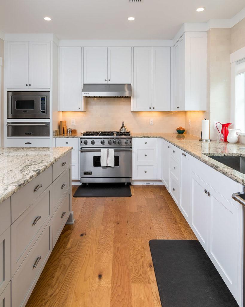 Lundy White Kitchen