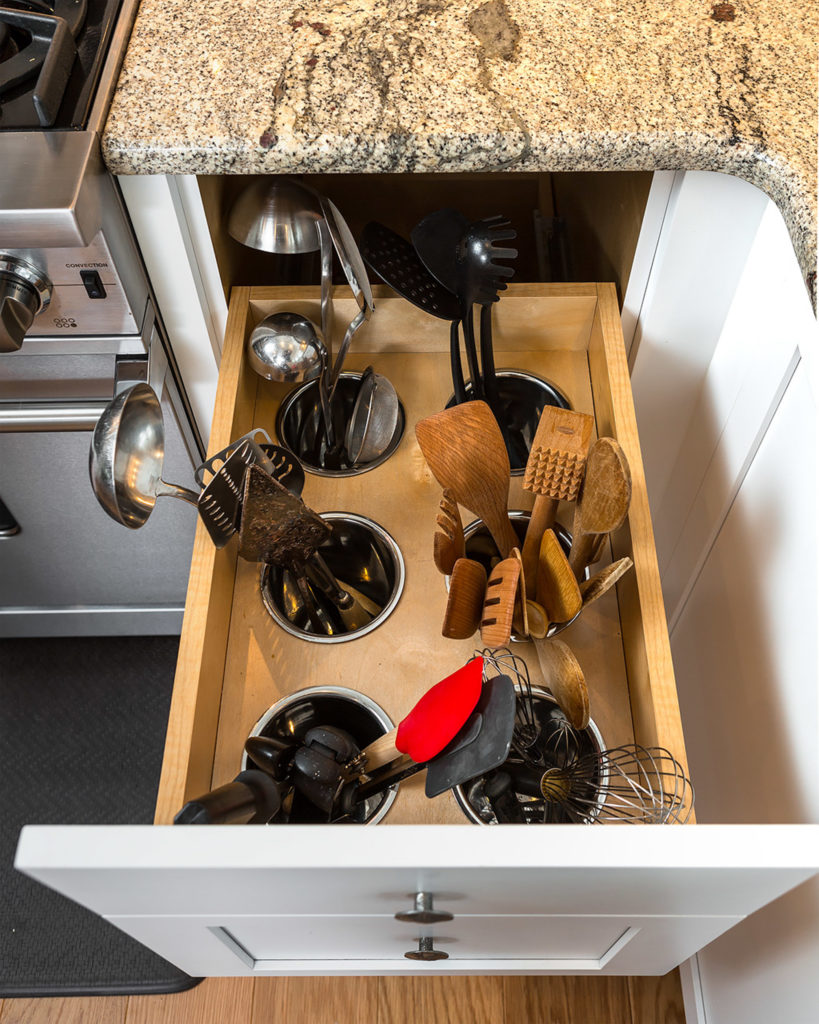 Lundy Cooking Utensil Drawer