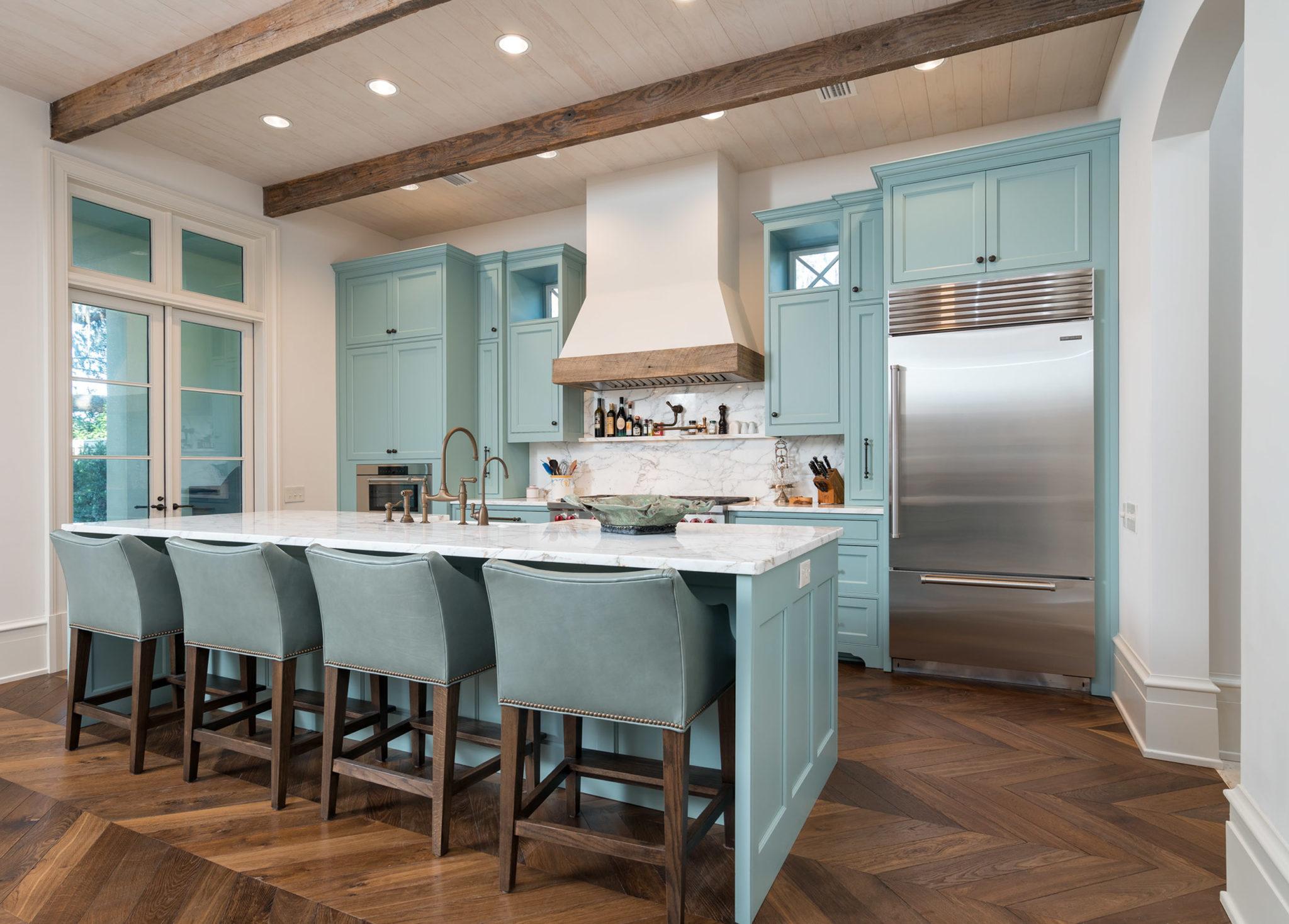 Blue Sky Home – Eastburn Woodworks