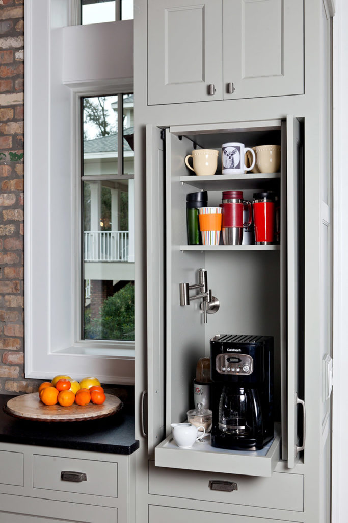Coffe Bar Pull Out