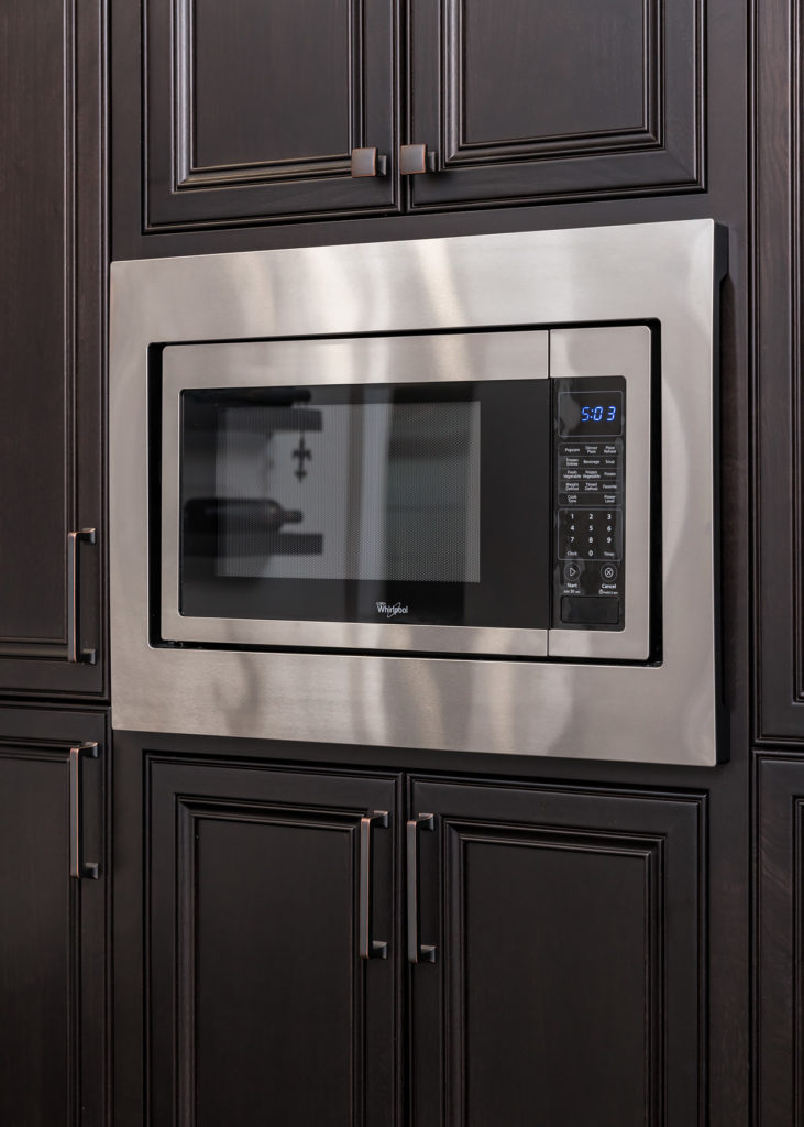 Inset Microwave