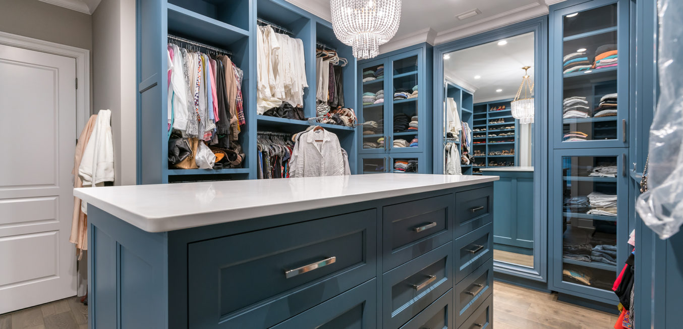 How to Optimize Your Space with Custom Closets