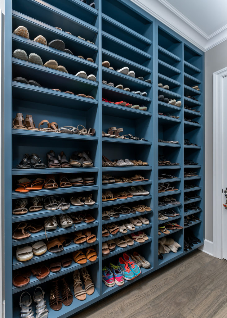Master Shoe Shelves