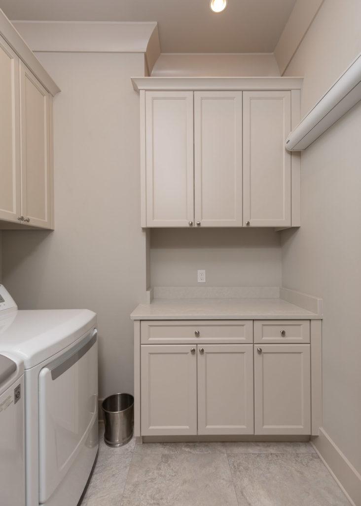 Creary Laundry Room