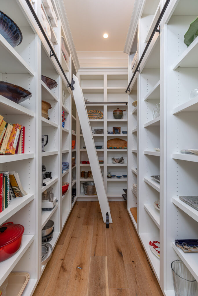 Waterfront Pantry Storage